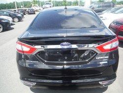 2016 Ford Fusion SE EN CUIR ENSEMBLE SPORT