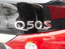 2014 Infiniti Q50 Q50S