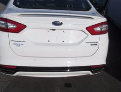Ford Fusion Titanium AWD  2014