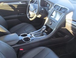 Ford Fusion Titanium AWD