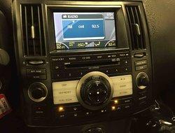 2007 Infiniti FX35 Cuir Toit