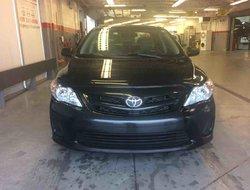 Toyota Corolla CE  2013