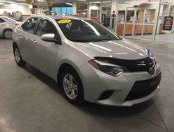 2014 Toyota COROLLA CE 6M CE