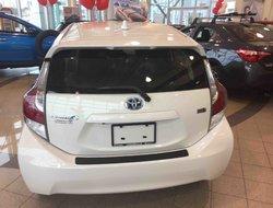 2016 Toyota Prius C Technology
