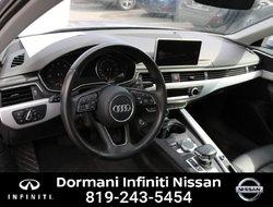 Audi A4 2.0T Progressiv quattro Sedan  2017