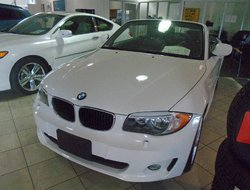 BMW 128i CONVERTIBLE  2013