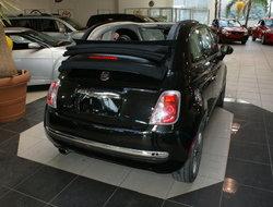 2012 Fiat 500 Lounge