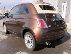 Fiat 500 C  2012