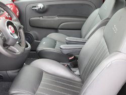 2014 Fiat 500C Lounge