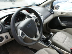 2011 Ford Fiesta SE H.B.