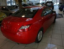 2010 Honda Civic COUPE DX