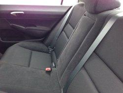 Honda Civic SE Front-wheel Drive  2011