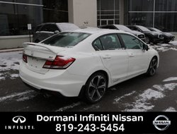 Honda Civic Si Sedan 6-Speed MT  2014