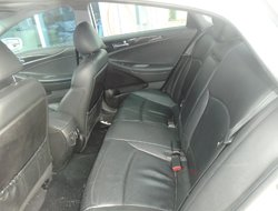 Hyundai Sonata LTD NAV.  2011