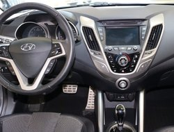 Hyundai Veloster NAV RCAM  2012