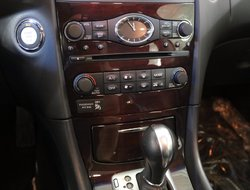 Infiniti EX35 AWD RCAM  2012