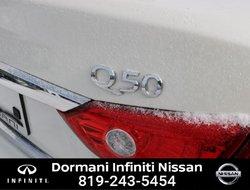 Infiniti Q50 3.0t Premium AWD, GPS, SPORT, NEW  2016