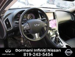 Infiniti Q50 2.0t Premium AWD, GPS, LIKE NEW  2016