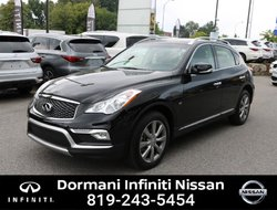 Infiniti QX50 PREMIUM, AWD, REMOTE STARTER, WINTER TIRES , LEATHER , CAMERA, 5 YEAR AT 2.99%, 6 YEAR 160000KM WITH INFINITI CERTIFIED INCLUDE  2017