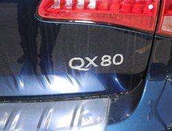 2016 Infiniti QX80 4WD NAV RCAM