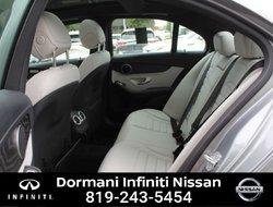 Mercedes-Benz C300 C 300 AMG PAKAGE, PREMIUM SOUND SYSTEM, STONE GREY METTALIC  2015