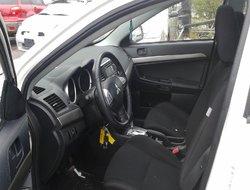 2014 Mitsubishi Lancer LTD ED.
