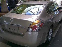Nissan Altima XTRONIC CVT  2012