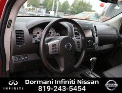 Nissan Frontier PRO-4X Crew Cab 6MT 4WD  2018
