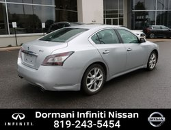 Nissan Maxima SL, LUXURY, LEATHER, BOSE, NAVIGATION  2012