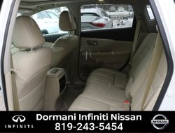 Nissan Murano SL AWD, LEATHER, GPS, CERTIFIED NISSAN, RATE FROM 2.49%, 6 YEAR 120000KM WARRANTY  2015