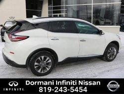 Nissan Murano SV AWD  2017