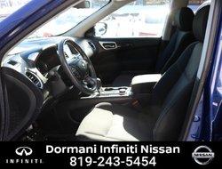 Nissan Pathfinder Sv 4WD, nissan certified  2017