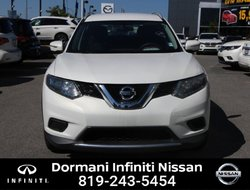 Nissan Rogue S  2014