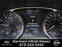 Nissan Rogue SL AWD GPS,CUIR, NISSAN CERTFIED  2015