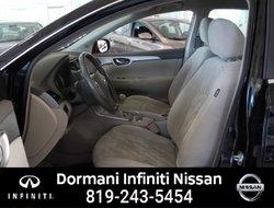 Nissan Sentra S  2013
