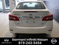 Nissan Sentra S  2014
