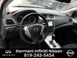 Nissan Sentra S  2015
