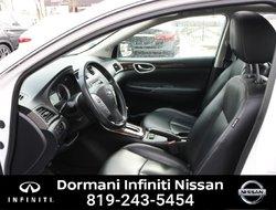 Nissan Sentra SL, NAVIGATION, CUIR  2015