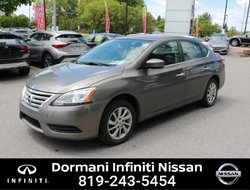 Nissan Sentra SV, FWD, AUTOMATIC  2015