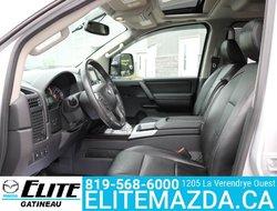 Nissan Titan SV  2014