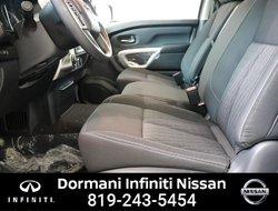 Nissan Titan SV ENDURANCE 4X4  2017