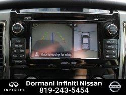Nissan Titan LIMITED CREW CAB 4X4, PLATINUM  2018