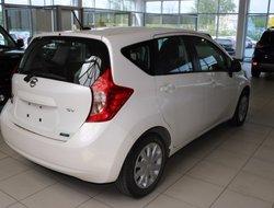 2014 Nissan Versa Note SV H.B. RCAM