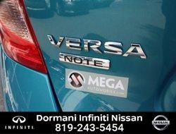 Nissan Versa Note S Plus  2014