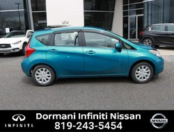 Nissan Versa Note SV FWD, HATCH, AUTOMATIC  2014