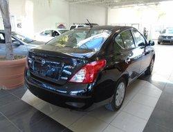 Nissan Versa SV XTRONIC CVT  2012