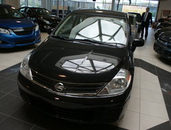2012 Nissan Versa SL NAV