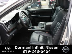 Toyota Camry XSE, LEATHER, SUNROOF  2015