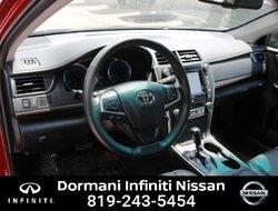 Toyota Camry XLE, LEATHER, PREMIUM SOUND  2016