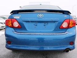 Toyota Corolla S  2009